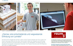 Bericht Schreinerzeitung